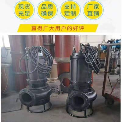 好用的清淤泵-搅拌式潜水清淤泵-瑞昱泵业-无堵塞高效耐磨清淤泵