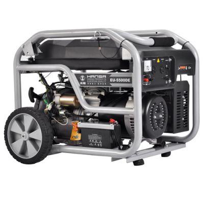 汽油发电机和柴油发电机的区别