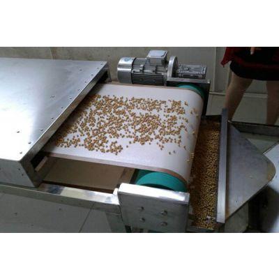 浩铭微波-五香花生米烘烤炉 微波烘焙机 花生烘烤箱