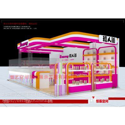大连展柜厂,专注展览展示,促销执行|商场展柜|恒艺空间