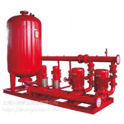 西安众度消防泵组 XBD11.3/26.4-100L-315A 55KW 铸铁