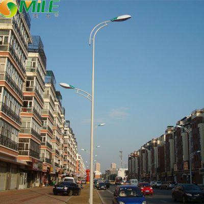 8米100W大功率市电路灯生产厂家直销 接电LED室外照明灯具