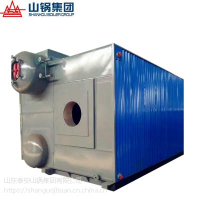 供應山口牌SZS10-1.6-Y(Q)冷凝式全自動燃油(氣)蒸汽鍋爐