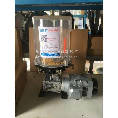 混凝土搅拌站JS1500电动油泵润滑通用配件