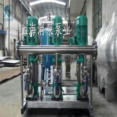 上海消泉提供无负压供水设备TYW60-82-7.5-3管道离心泵