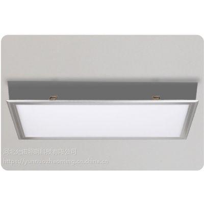 允诺照明 高端LED面板灯 超薄面板灯 中性光