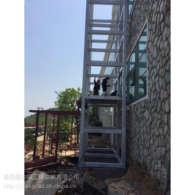 青岛钢结构搭建厂家 建筑工程
