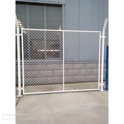 框架护栏网/菱形公路框架隔离网规格/河北护栏网厂家