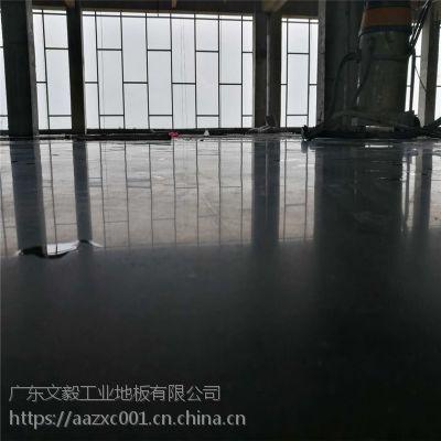 东莞石龙金刚砂装甲地坪 车间耐磨地面抛光 厂房旧地面翻新