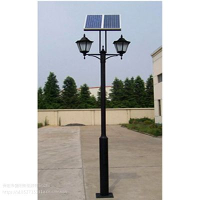3.5米庭院灯/太阳能庭院灯价格/小区照明灯