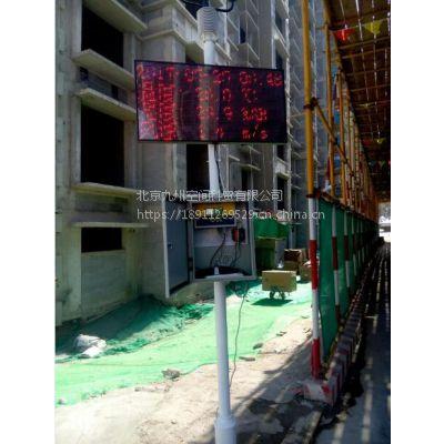 全自动扬尘噪声监测系统、PM2.5/PM10