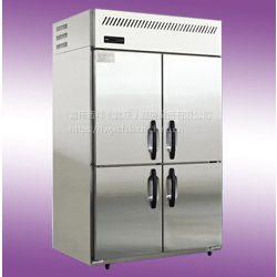 松下/三洋四门高身低温雪柜SRF-1581CP 风冷四门冷冻柜