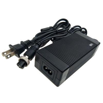 xinsuglobal 12.6V电池组充电器 UL FCC认证 12.6V4.5A锂电池充电器