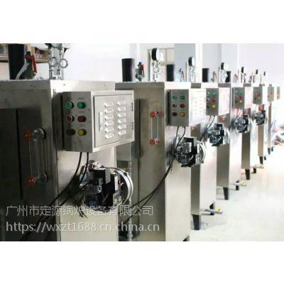 燃天然气锅炉,免检燃气锅炉,100KG蒸发量蒸汽发生器