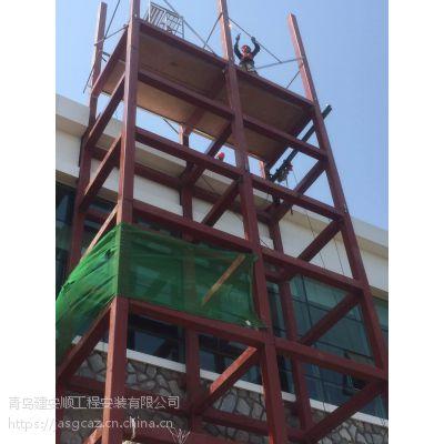 jas建安顺工程搭建 青岛玻璃幕墙工程