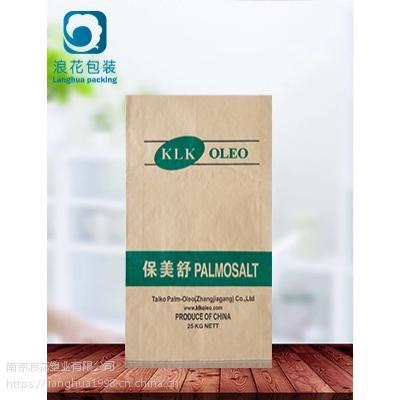 厂家直销专业生产牛皮纸阀口袋 防水牛皮纸编织袋 牛皮纸塑复合袋