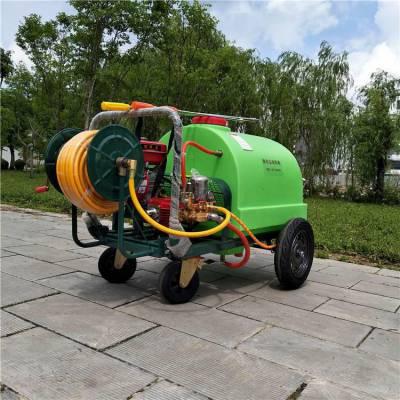 300升大容量喷药机价钱 手推拉管式喷药机 蔬菜大棚专用拉管式打药机