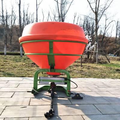 新款直销拖拉机带动施肥器农用车载扬肥机轴传动化肥抛撒机