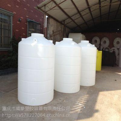 塑胶储罐,耐酸碱罐,PE平底水箱(材质)