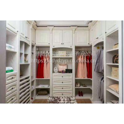 广州厂家供应上门量尺设计定制衣柜生产安装