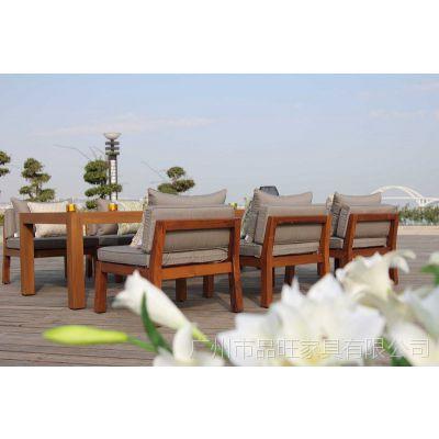 供应品旺优质实木套椅TY-005