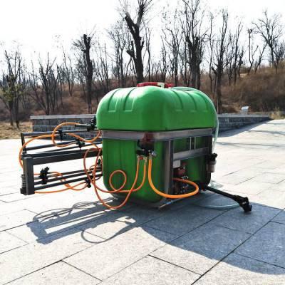 旭阳宽喷福悬挂式打药机 四轮车后置打药机 350L容量喷药机