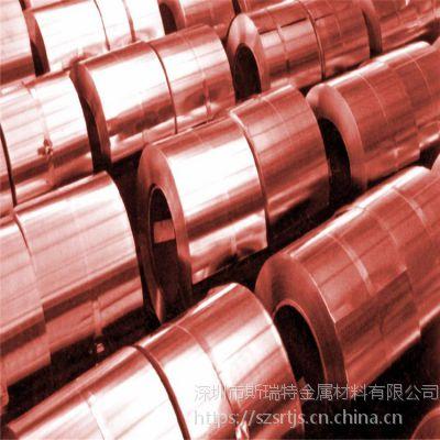 进口铜箔C1100紫铜箔0.01 0.02 0.03超精密纯铜箔