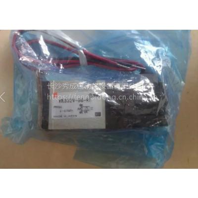 現貨長沙供應smc2通電磁閥VX2120-02-4G1