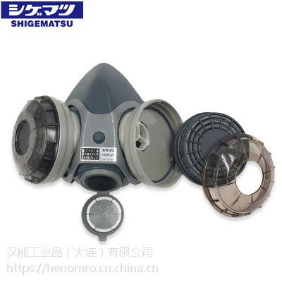 重松DR28SU2W防尘口罩,重松防尘面具,防毒口罩,重松柱式会社