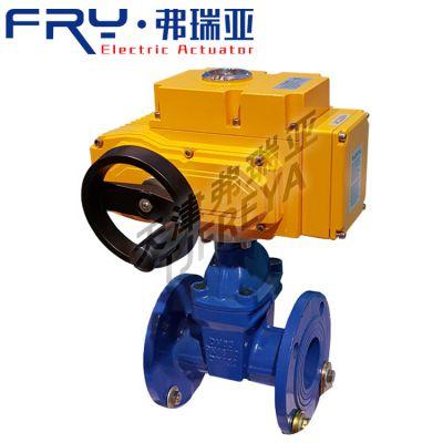 弗瑞亚 DCL-MZZ 多回转电动执行器 闸阀电动执行机构 DCL-MZZ