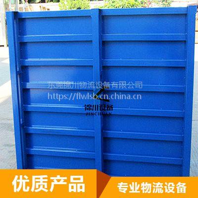 定做汽车零件储存周转箱 Q235钢家电运输物流箱 厂家直销