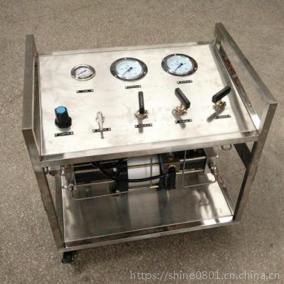 氮气氧气高压增压机0-100倍压力