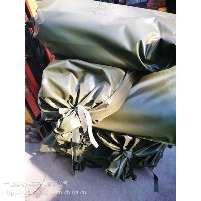 东风EQ5118XZS6D15宿营车篷布原厂直销