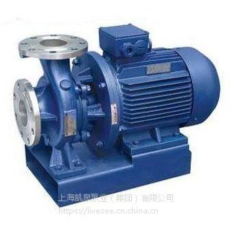 上海凯泉KQL50/100-1.1/2-VI单级单吸离心泵