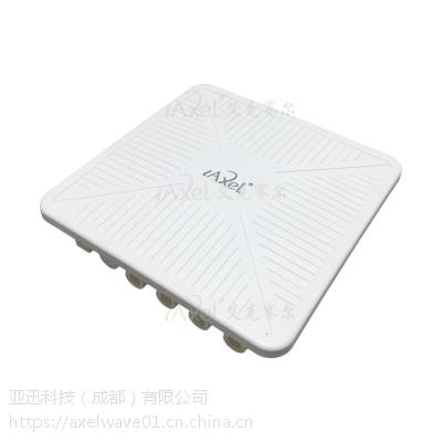 艾克赛尔iAxel 双路射频无线AP防汛减灾无线网络技术应用工业级传输稳定
