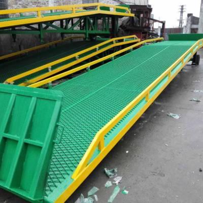 长沙<b>移动式</b><b>登车桥</b> 卸货平台生产厂家 货柜装卸平台出租