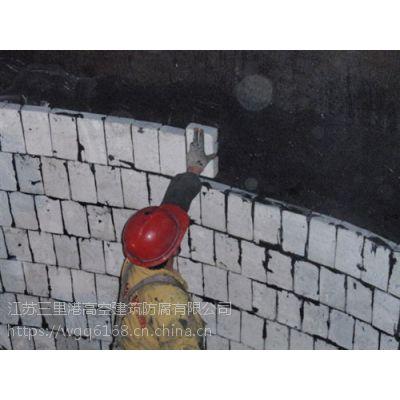 芦溪烟囱内衬维修防腐公司专业技术