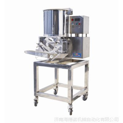 济南海德诺机械设备自动化制造汉堡肉饼成型机