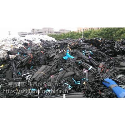 固体垃圾处理公司边角料处理橡胶制品销毁处理
