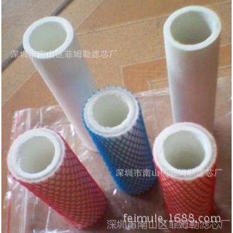 菲姆勒 玻纤烧结管滤芯 0.5-1  玻纤烧结滤芯 PE-9 玻纤管滤芯