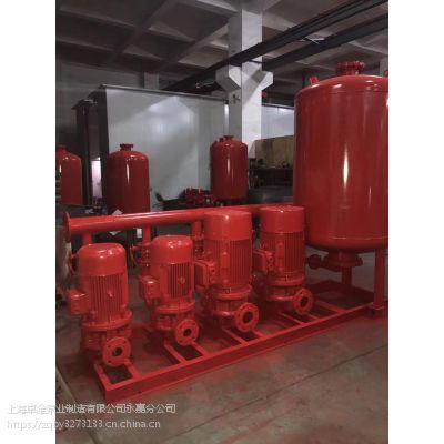 XBD-HY型立式恒压切线消防泵Q=30L/S H=140M N=75KW乐山水泵经销商AB签型号