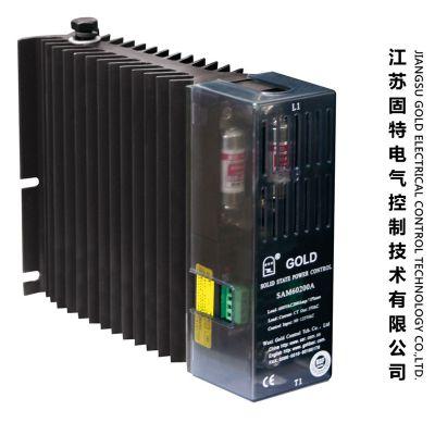 【固态继电器220v】带散热固态继电器SAH(SAM)60250D 江苏固特厂家直销
