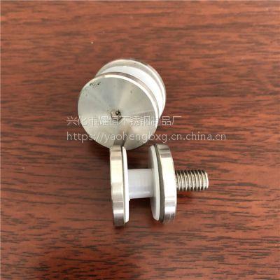 耀恒 供应不锈钢玻璃镜钉 玻璃固定装饰钉M6M8M10