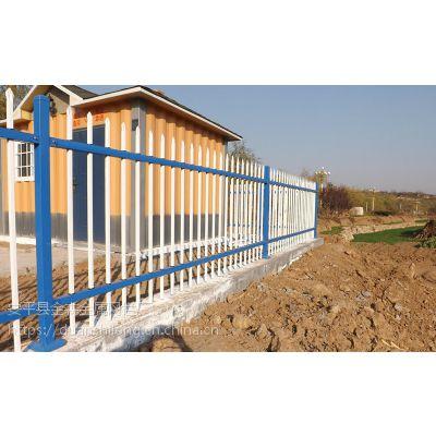 金森锌钢铁艺护栏@ 3米锌钢围墙护栏@小区防攀爬护栏