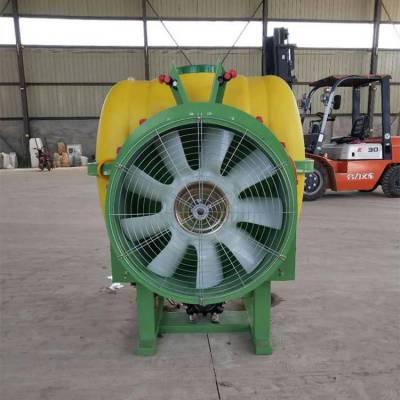 工厂直销果园风送式喷雾器农用车载式打药机除尘雾炮机
