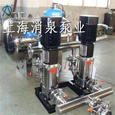 上海消泉提供无负压供水设备TYW84-44-5.5-3管道离心泵