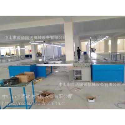 广州佛山顺德中山灶具烟机生产线
