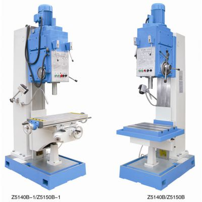 Z5140B-1广速数控立式钻床较高的加工精度