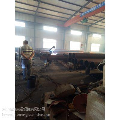 沧州公路交通标志杆厂家,F型标志杆加工