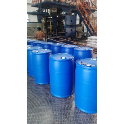 专业服务全国液体化工产品200L容积塑料桶物流包装